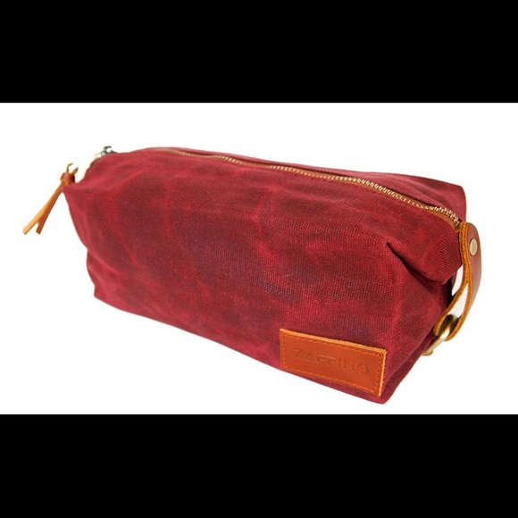 zaffino Other - NWOT Zaffino toiletry bag